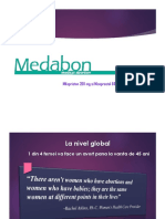 Avortul Medicamentos Medabon Prezentare Propusa Martie 2019pptx