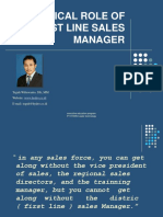 The Critical Role of the First Line Sales Manager-PDF