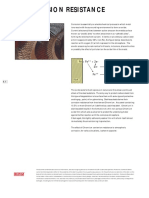 CORROSION RESISTANCE