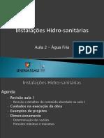Aula 2 - Inst-Hidro-sanitarias.ppt