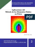 Aplicaciones del Método de los Elementos Finitos en Física