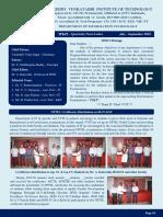 IT newsletter