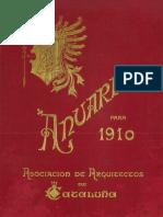 Anuario1910