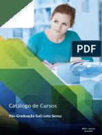 Catálogo Cursos de Pós EaD_Intensiva_2019