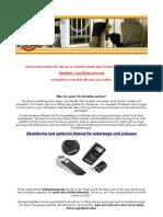Newsletter vom Mega-Waffen-Softair-Shop