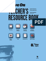 Teacher's Resource Book Move On 8º Ano Inglês