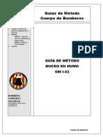 Guia de Metodo Incendios Buceo en Humos 2018