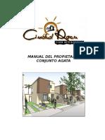 Manual del Propietario Ciudad Roca AGATA.doc