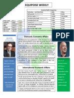 Economics weekly
