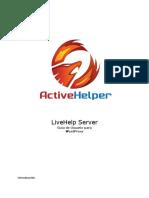 Livehelp Server Guia de Usuario Para Wordpress