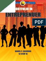 Daniel Entrepreneur