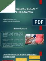 Enfermedad Bucal y Preeclampsia