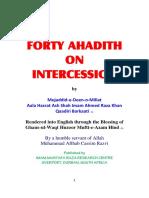 40 Hadith on Intercession.pdf