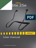Jabra Elite 25e User Manual RevC En