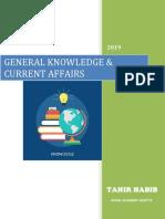 Gk & CA & Essays by Tahir Habib