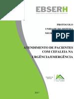 Protocolo de Cefaleia 12