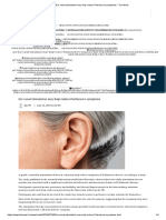 Ear Canal Stimulation May Help Reduce Parkinson's Symptoms - The Week