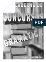 Meu Caderno de Concursos Português
