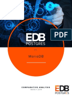 EDB vs Others