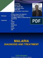 malaria treatment 2017.ppt
