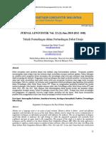 4. Teknik Perundingan Dalam Pertandingan Debat Diraja PDF