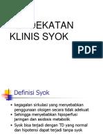 Syok - Dr Zuzan SpPD