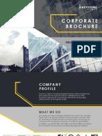 Keystone Corporate Brochure