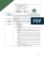 Sop Identifikasi Masalah Dan Peta Sanitasi