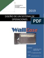 Diseño de un sistema productivo Wall-Case - Resumen Ejecutivo