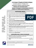 2006 - FAPEAL - Prova_assist_tec_contabilidade