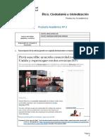 Producto Academico 03 Etica y Globalización