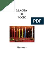 Magia Do Fogo Resumo_capa