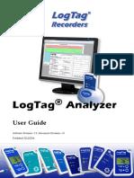 LogTag Analyzer User Guide