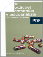 LE POULICHET Toxicomanias y Psicoanalisis Las Narcosis Del Deseo