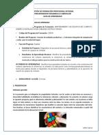 GUÍA de APRENDIZAJE Propiedades Textuales (5)