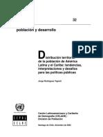 Distribucion territorial rodriguez vignoli