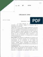 Reglamento del debate presidencial entre Martínez y Lacalle Pou