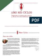 eBook Amo Mis Ciclos Calendario Lunar 2020