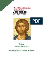 Acta monfotianos