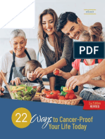22 Ways to Cancer Proof Your Life EM Edition 11 2019