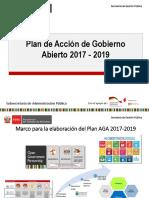 Talleres Plan AGA 2017 2019