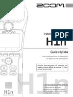 S H1n QuickGuide-Guía Rapida