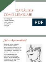 El psicoanálisis como lenguaje.pptx