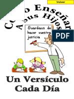Como enseñar un versiculo al dia.pdf
