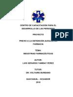 Insutrias Farmacéuticas 2.docx