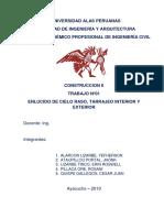 CONSTRUCCION II - TRABAJO ENLUCIDOS Y TARRAJEOS LISET.docx