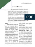 Clusters territoriais. Elementos para reflexão - J. F. de Lima (2011)