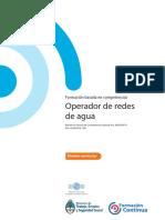 OPERADOR DE REDES