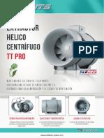 Vents TT Pro Brochure