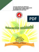 la educacion ambiental.doc